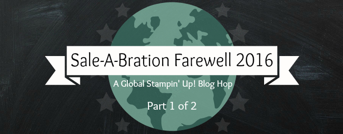 Sale-A-Bration Farewell 2016 Part 1 of 2