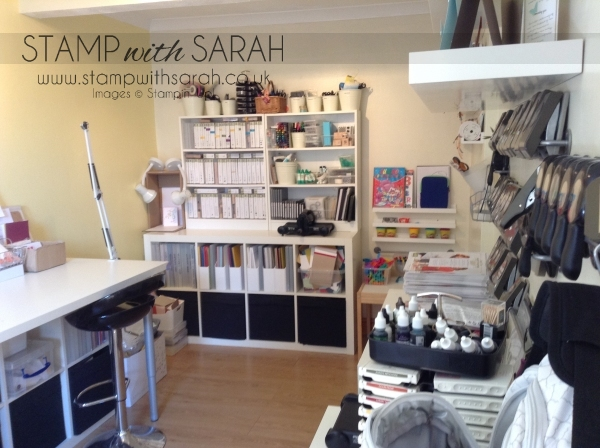 Stampin' Up! Craft Room-Office 1