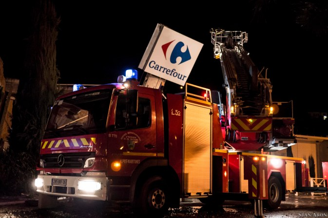 Emergency services were rushed to the scene on 5th February, thankfully only two people were injured and no one was killed