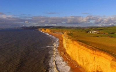 Jurassic coast Trail run