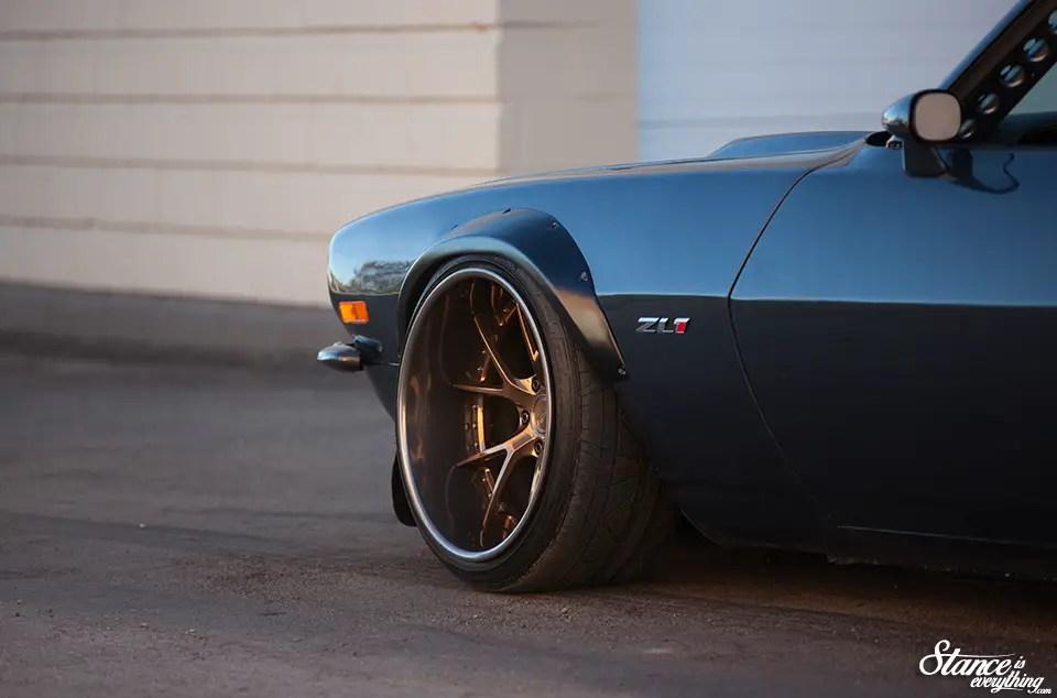 1970 Camaro Carbon Fiber Spoiler