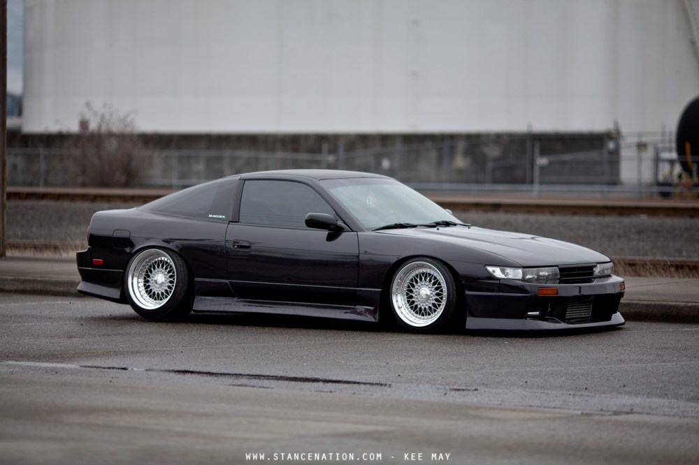 medium resolution of s13 hatch with silvia front end conversion
