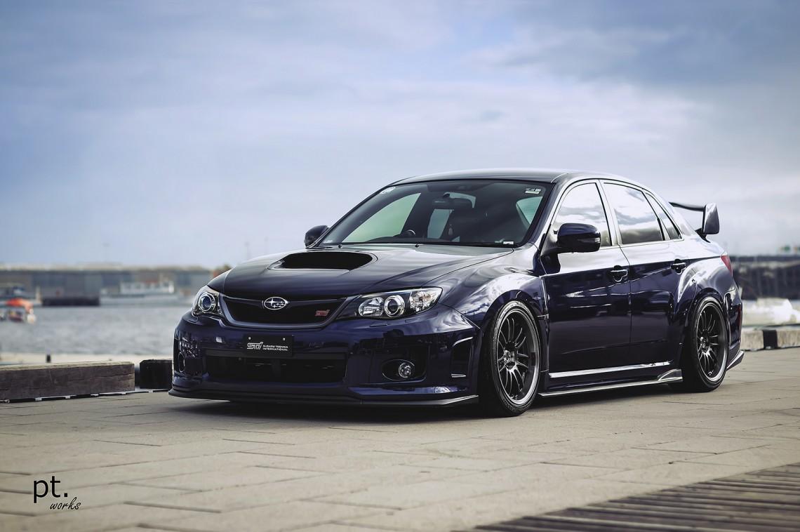 Fast And Furious Subaru Sti Hatchback