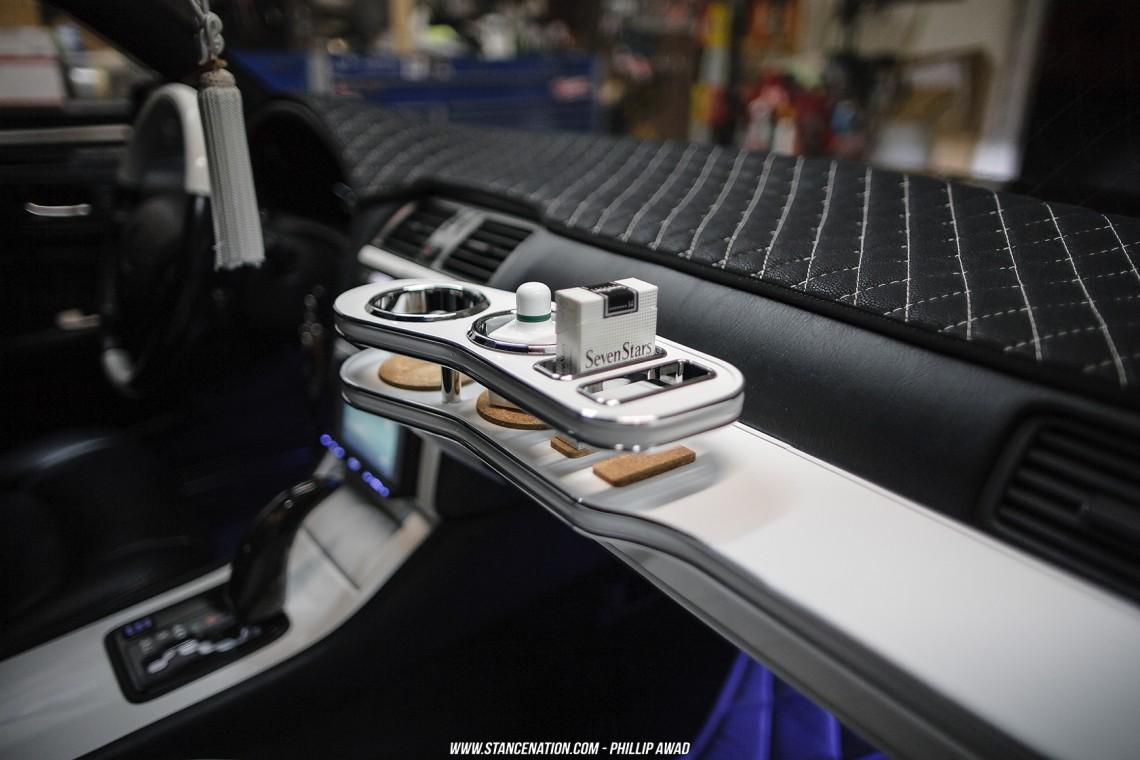 Kyoei USA  Jins Pristine Lexus LS400  StanceNation