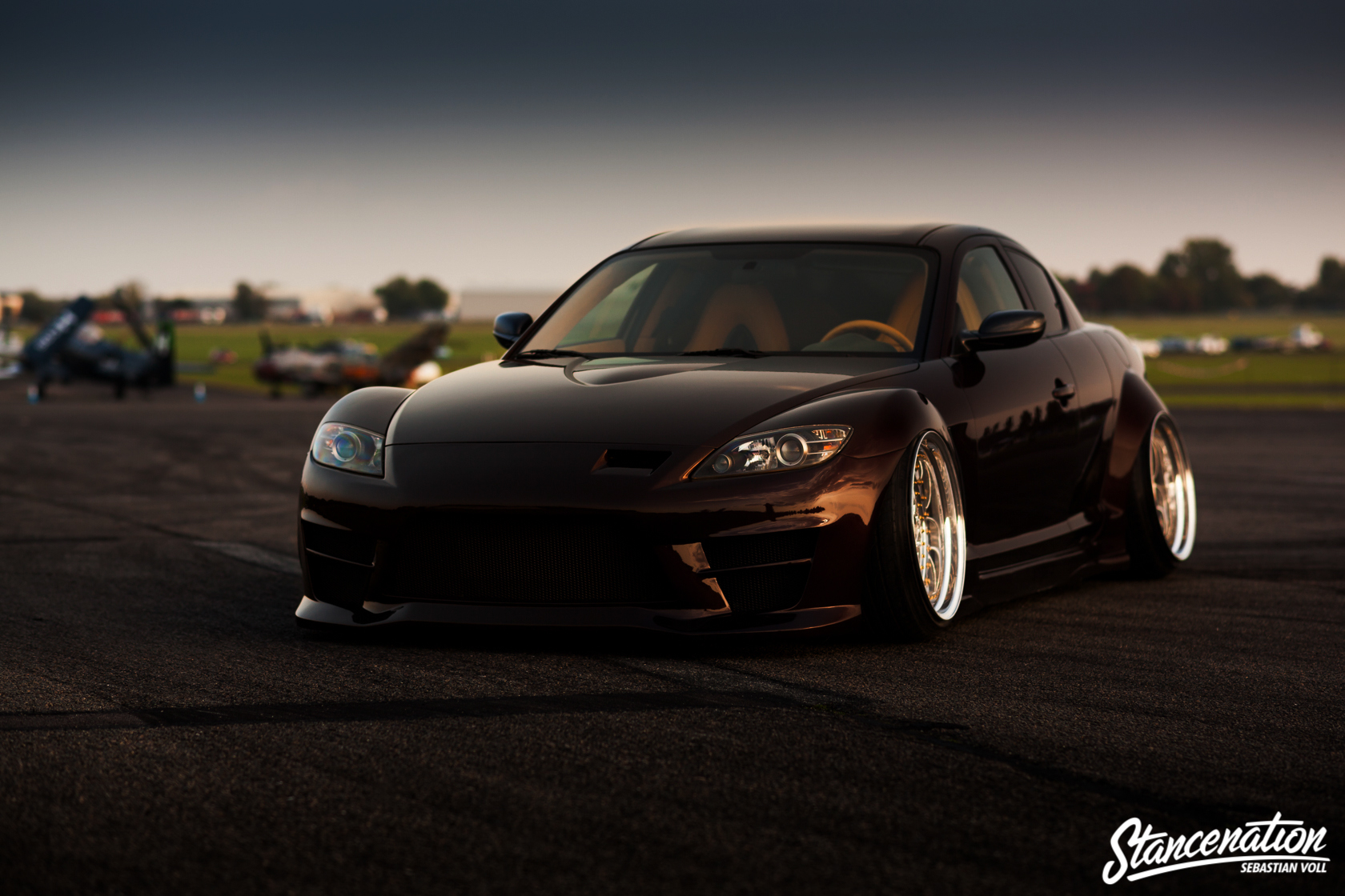 Car Tire Wallpaper Jdm Stay Out Of Harm S Way Vanhecke S Mazda Rx8