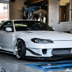 Nissan S15 Varietta By Garage Mak Stancenation Form Function