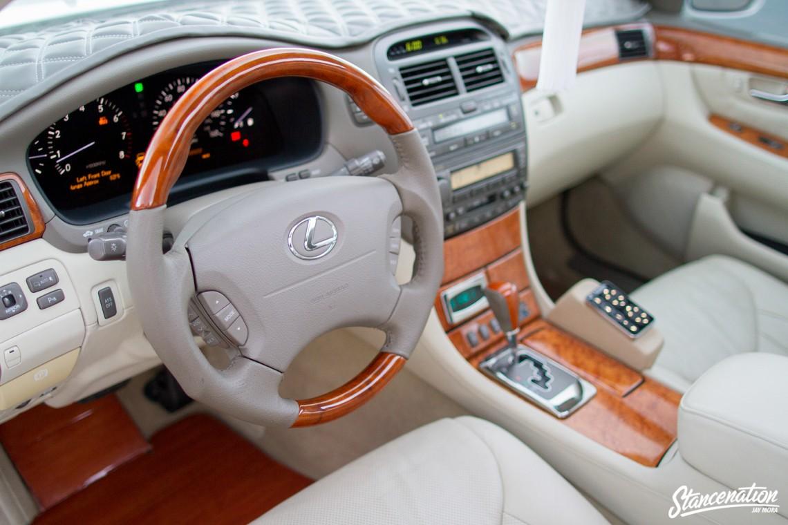 VIP CAR Lexus LS430-18