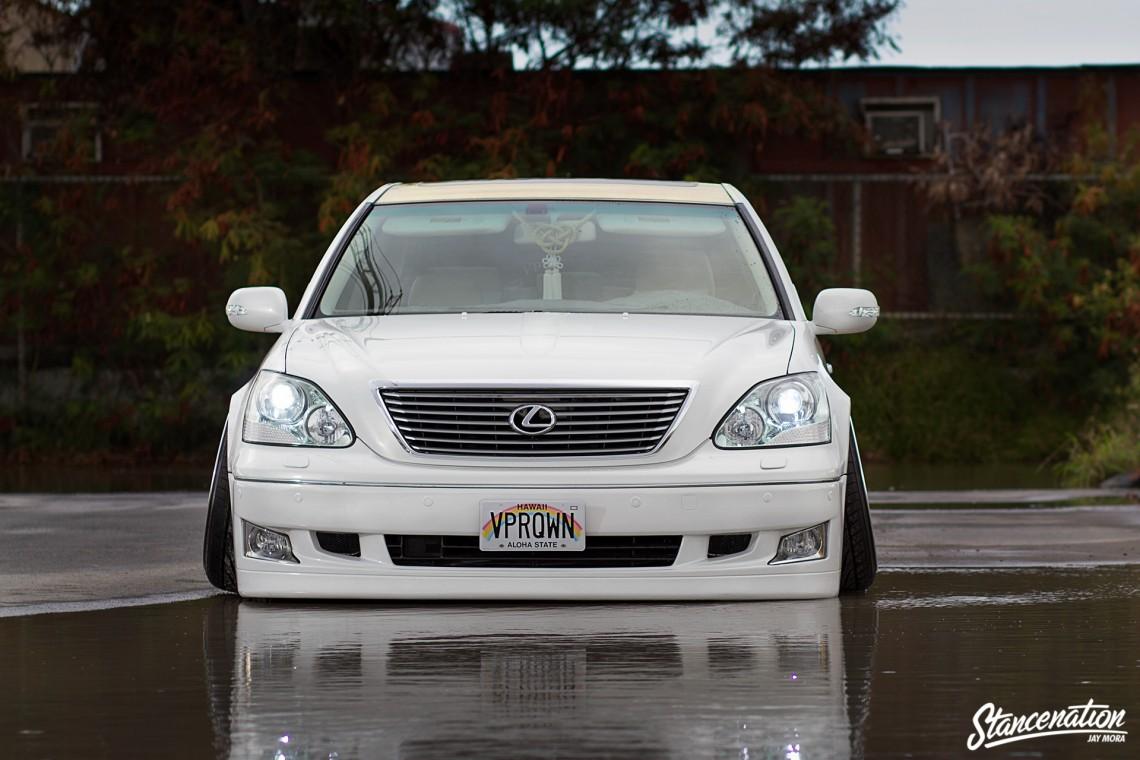 VIP CAR Lexus LS430-2