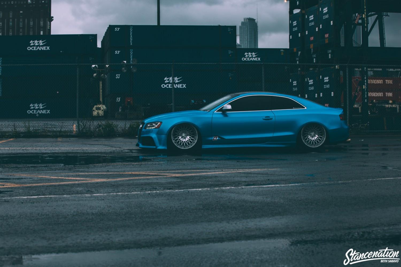 Slammed Audi-2