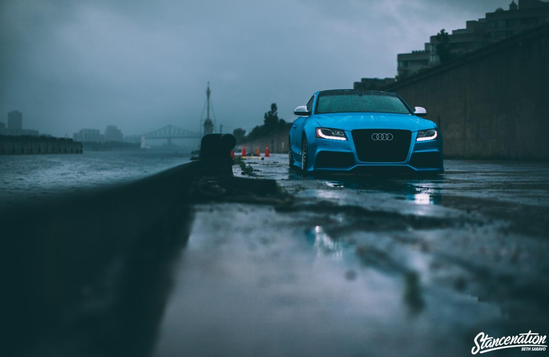 Slammed Audi-9