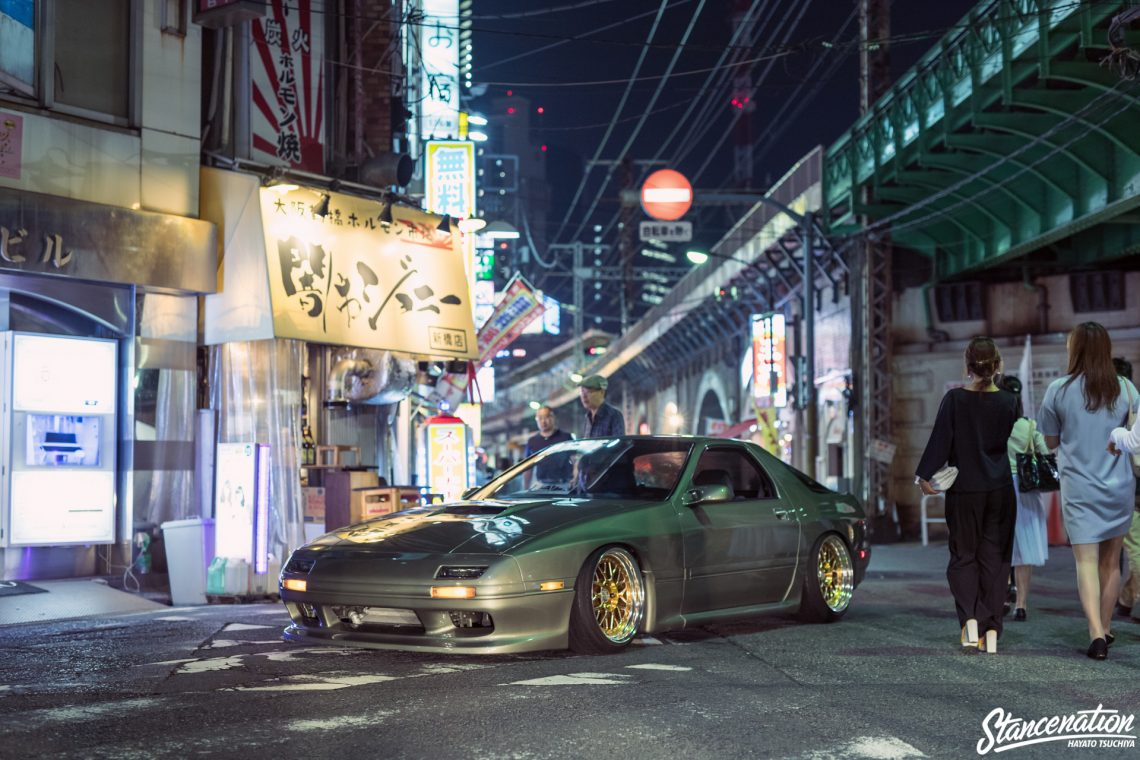 Mazda RX7 FC Tokyo-3
