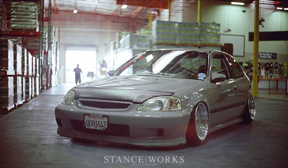 hight resolution of the virtue of patience rolando toledo s 1999 ek civic cx hatchback