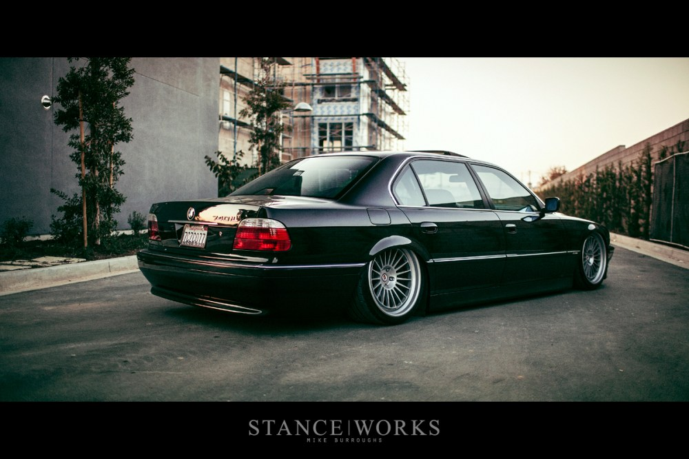 medium resolution of saying our farewells the stanceworks project 2000 e38 bmw 740il looks for a new home