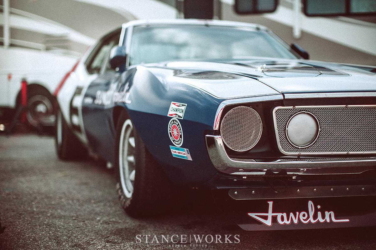 Iphone Muscle Car Wallpapers Mark Donohue S Scca Winning 1971 Amc Penske Javelin