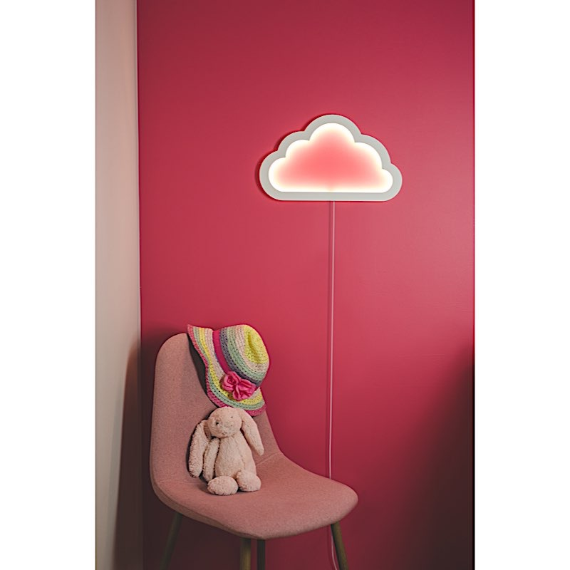 CLOUDY MOOD LIGHT Applique
