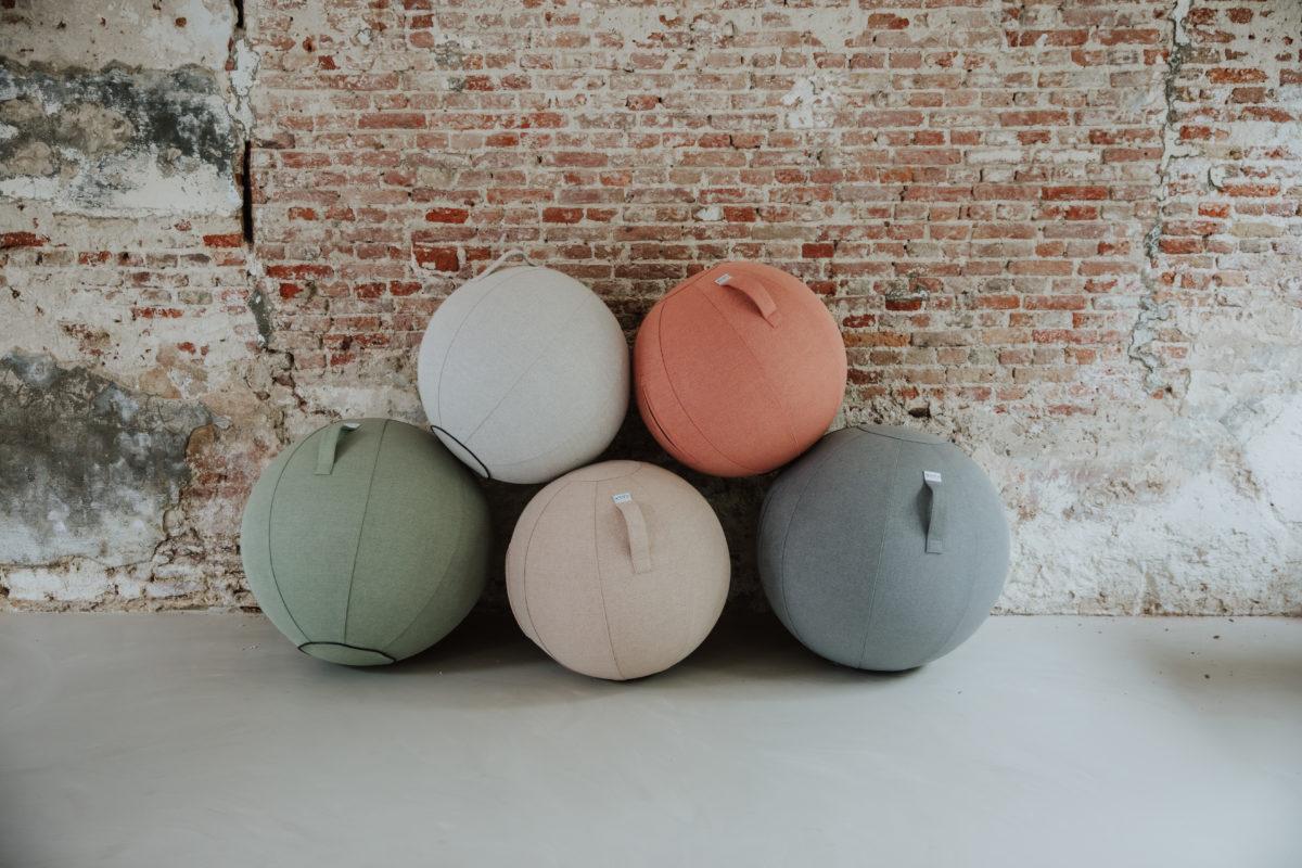 SOVA Ballon d'assise ergonomique (nouvelles finitions)