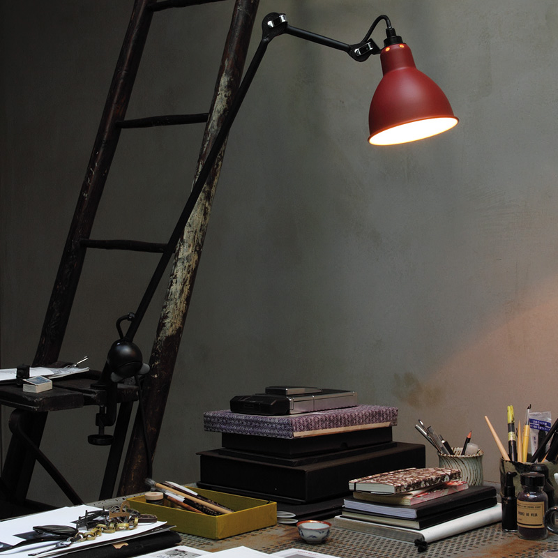 LAMPE GRAS N°201 Lampe d'architecte