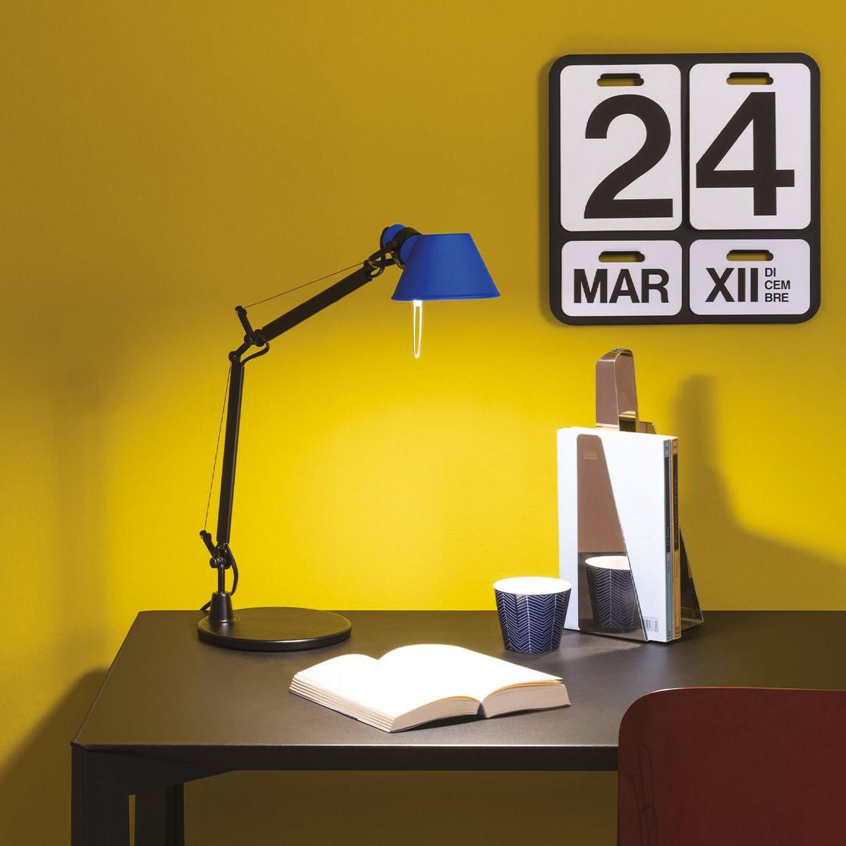 TOLOMEO MICRO BICOLOR Lampe de bureau