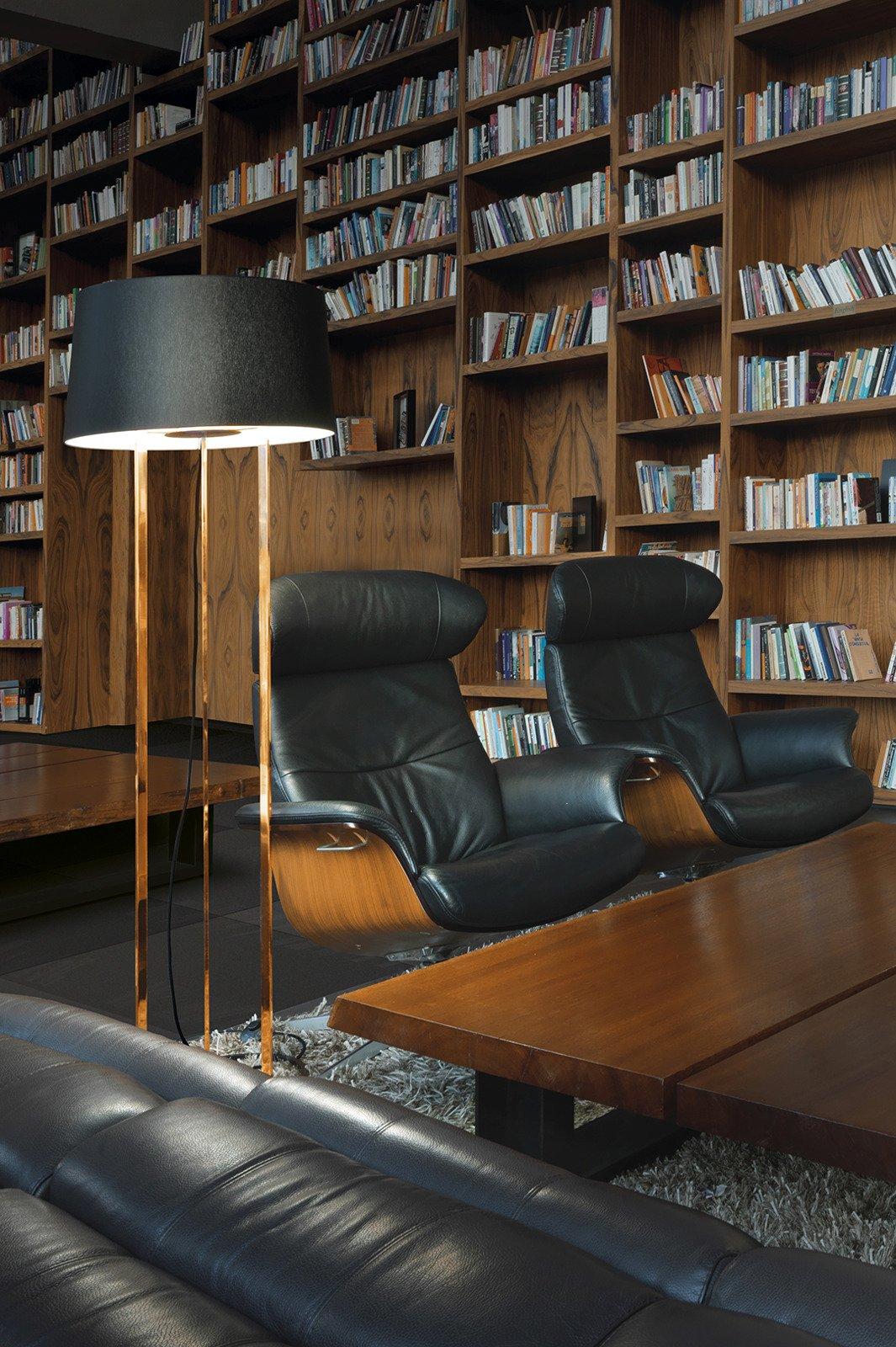 Premium floor lampadaire