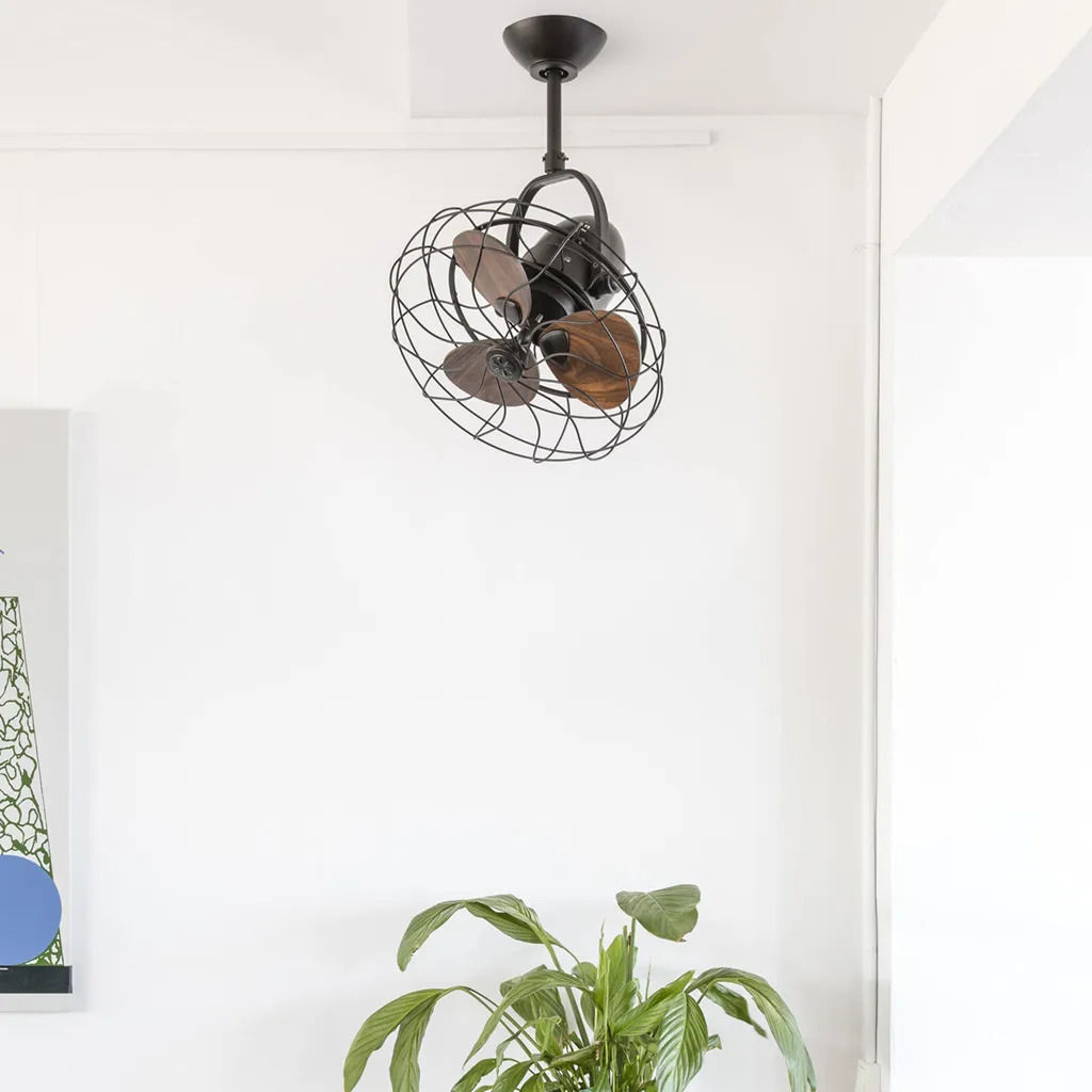 KEIKI Ventilateur en applique