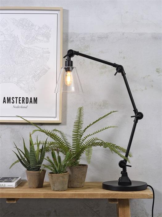 AMSTERDAM Lampe à poser
