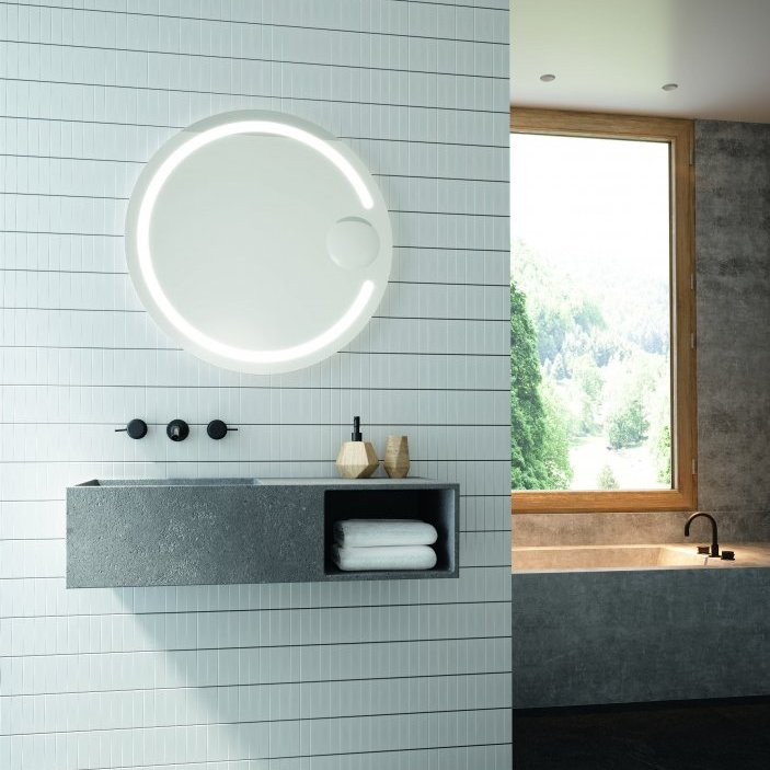 Miroir Loop de LEDS C4