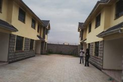 3 Bedroom Maisonette For Rent in Syokimau