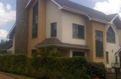 4 Bedroom Maisonette For Rent & Sale on Kiambu Road