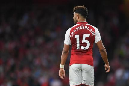 Image result for oxlade-chamberlain liverpool