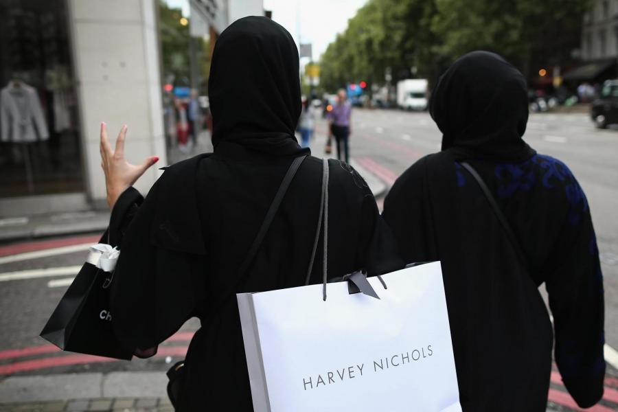 The website has been set up to encourage Muslim men to find their 'second wives'