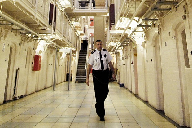 Prison officers condemn disgraceful Government offer to