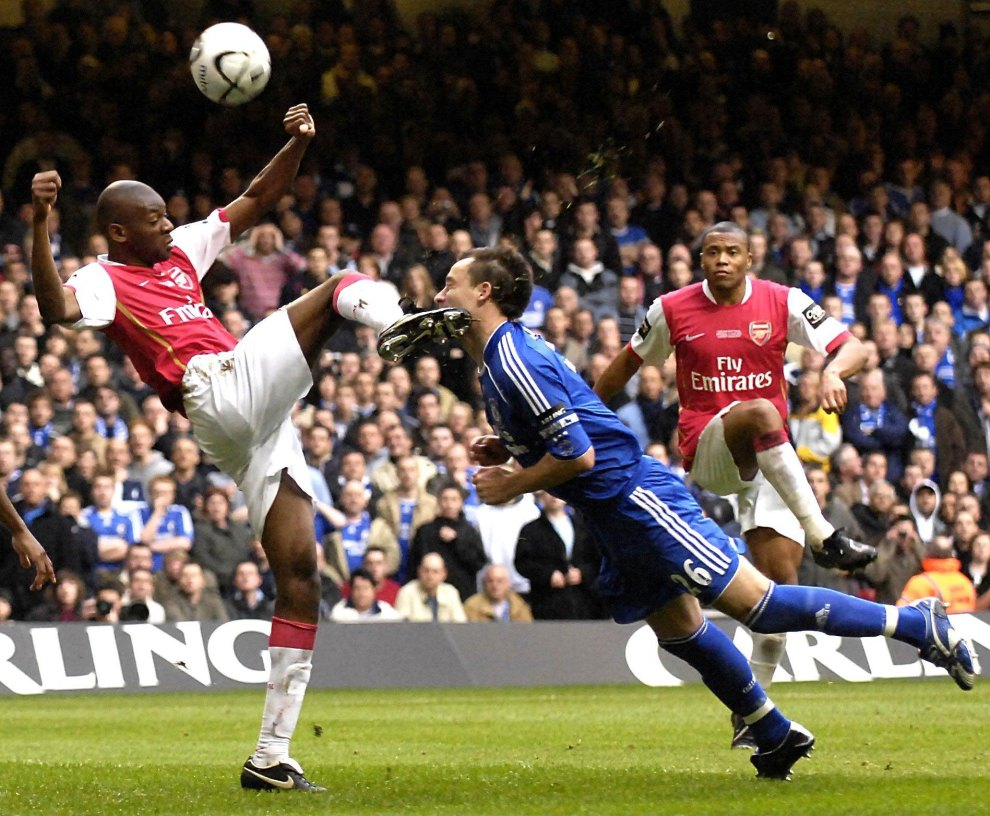 Image result for abou diaby john terry