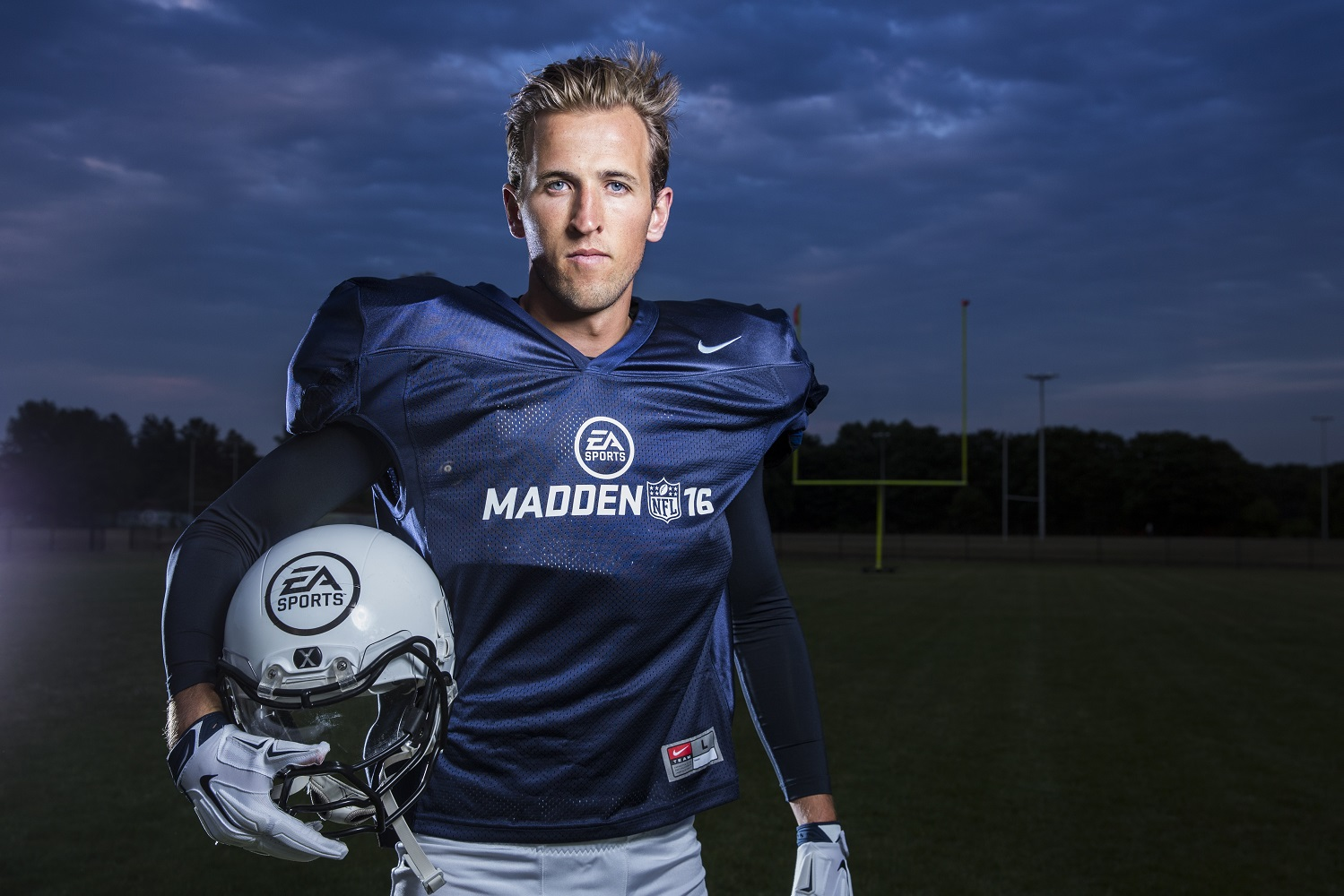 Tottenhams Harry Kane I want to play in the NFL after I retire  London Evening Standard