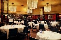 Famous London Restaurants Savoy Grill