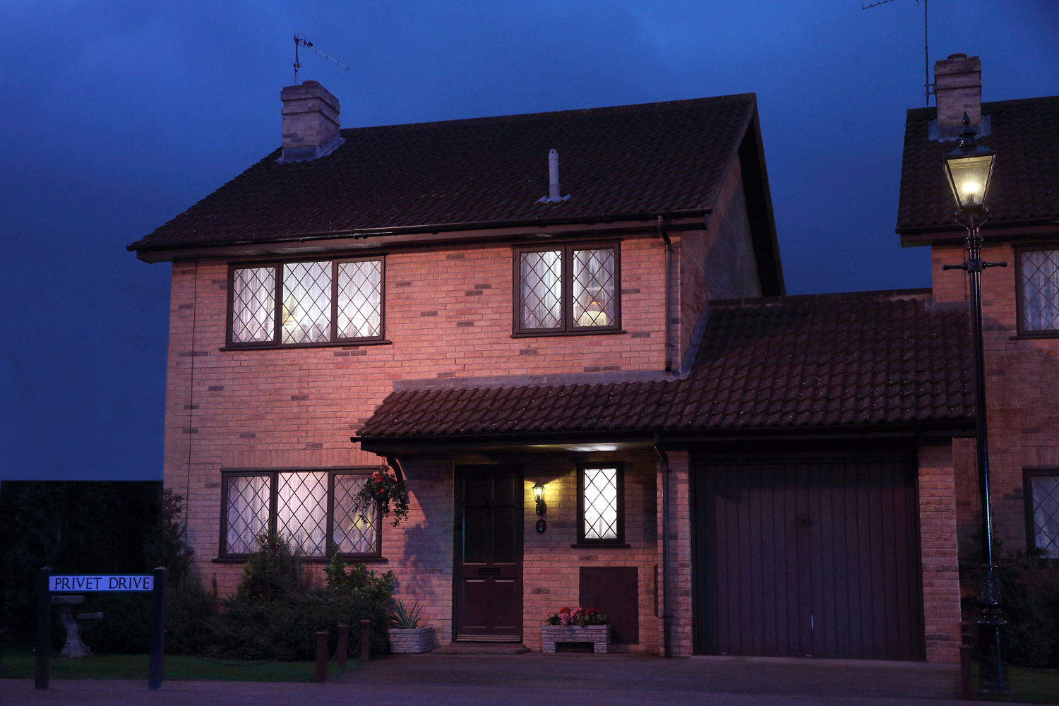 Harry Potter fans can visit the Dursleys house for the