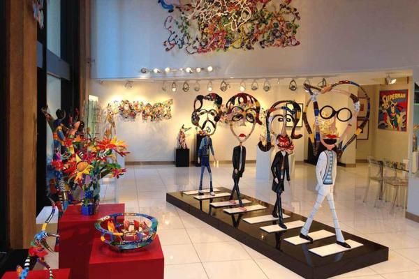 Eden Fine Art Make Uk Debut In Mayfair London