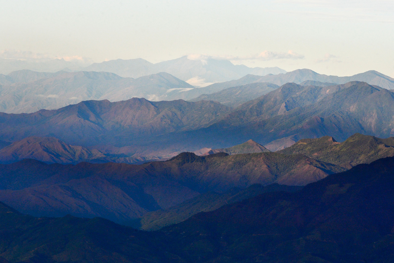 The Colombian Andes in 10 days from horse riding to