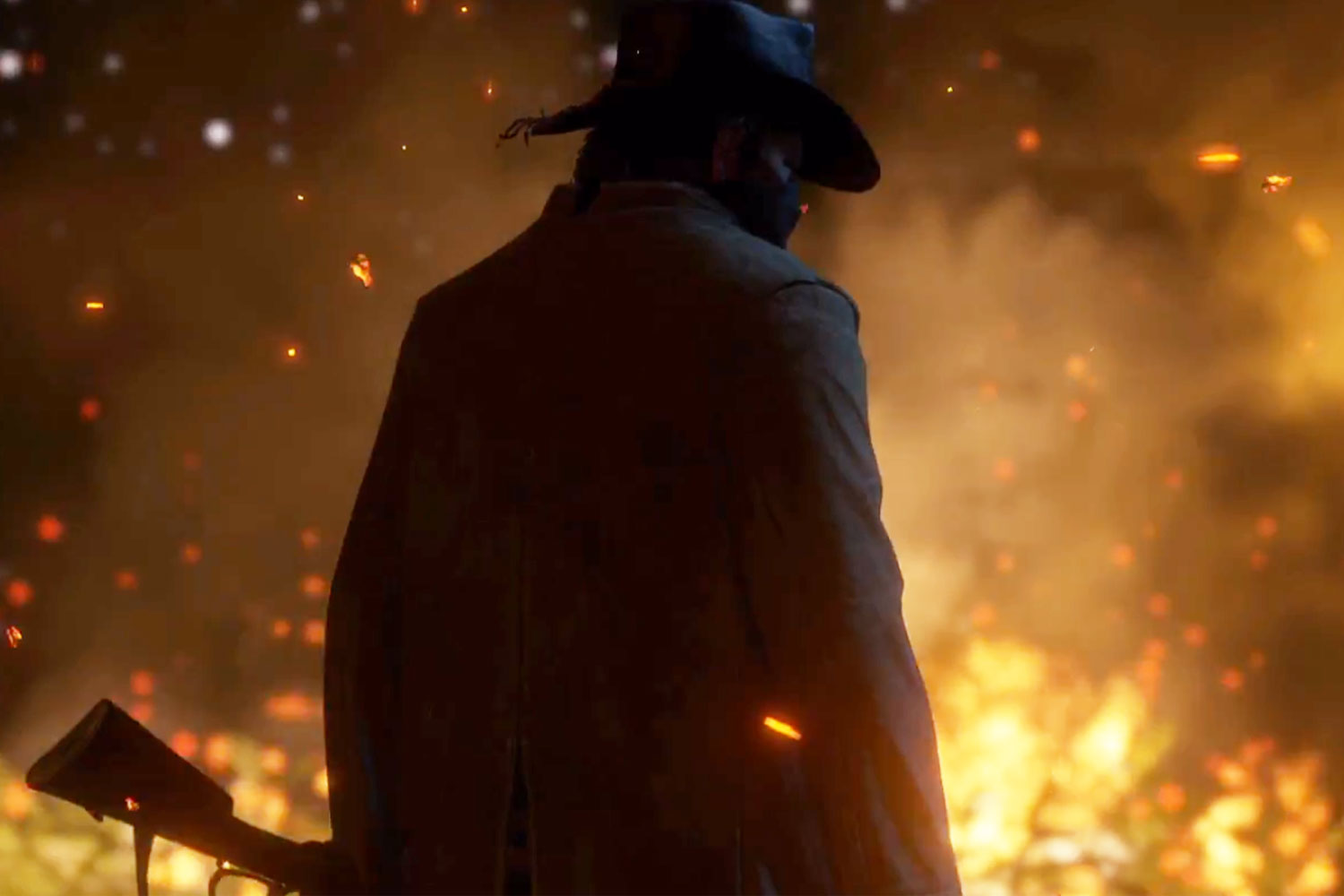 Good Evening Hd Wallpaper Red Dead Redemption 2 Trailer Shows Off Gorgeous Graphics