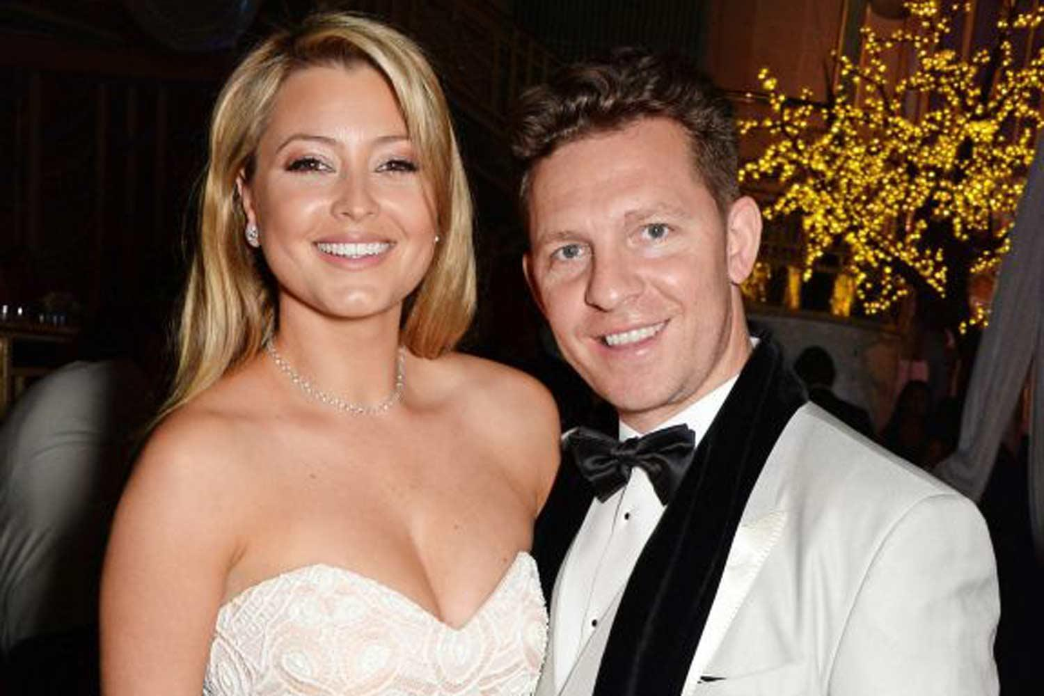 Holly Valance Found Husband Nick Candy Crying Over