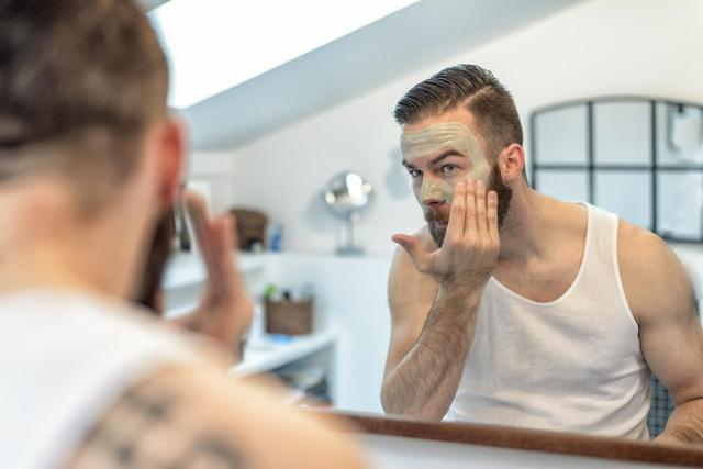 the best face masks for men | london evening standard