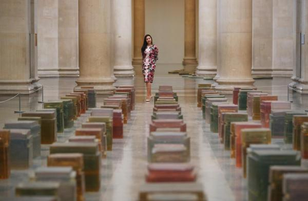 Rachel Whiteread Tate Britain Eerie Beauty And