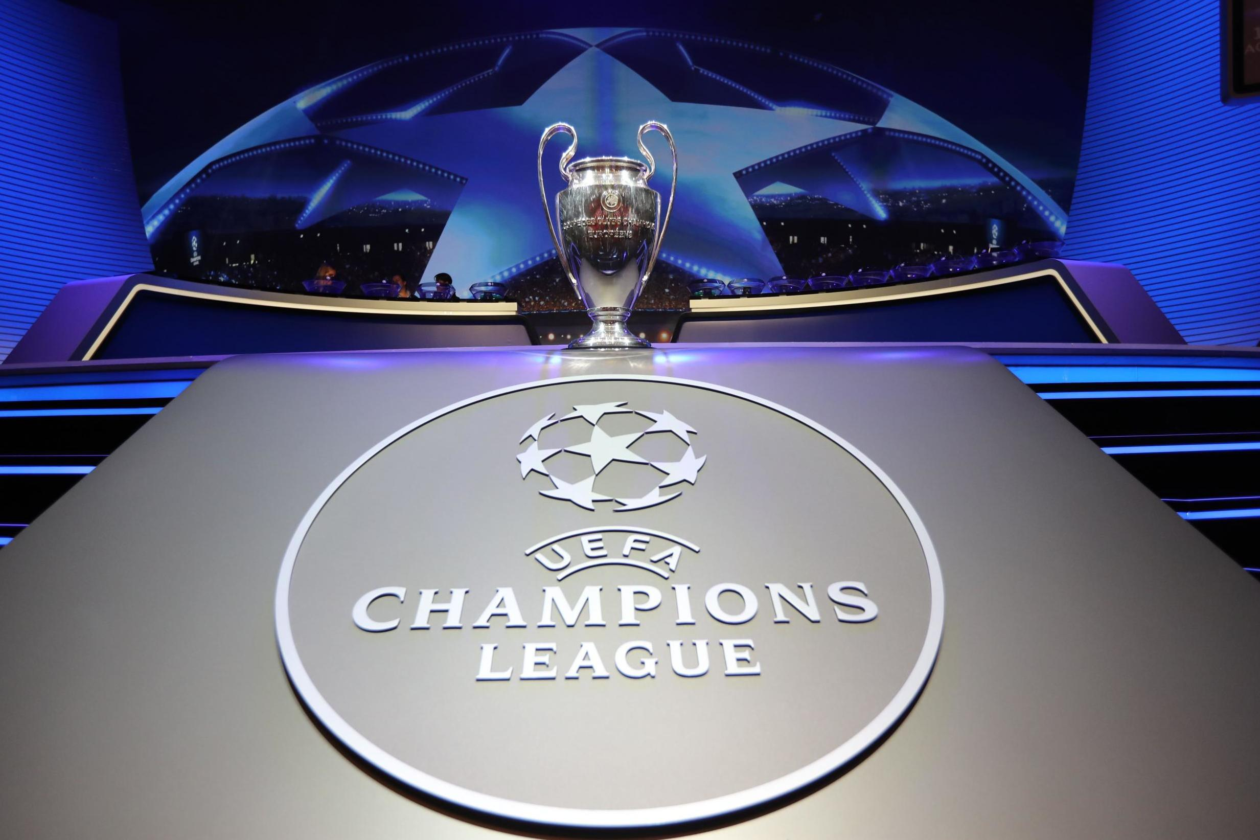 Uefa League Champions Trophy
