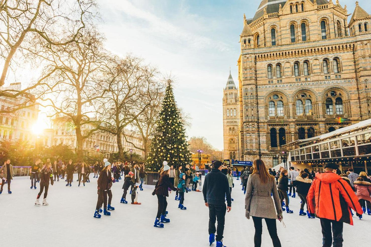 Ice Skating In London The Best Ice Rinks Across The