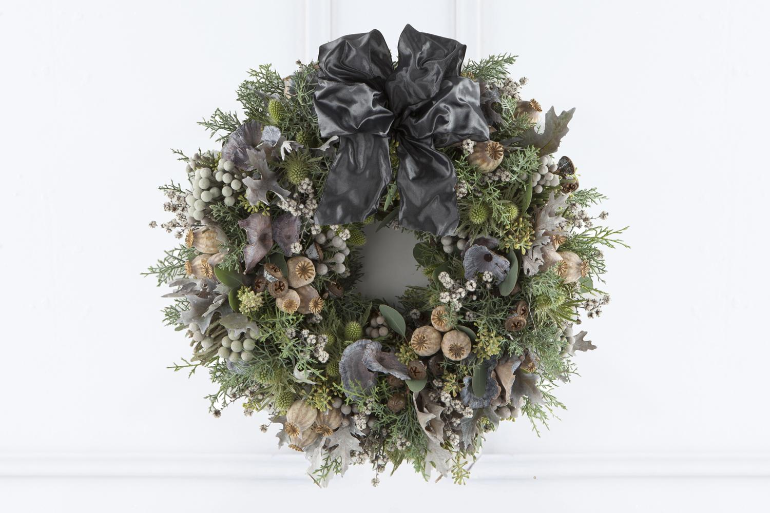 The Best Christmas Wreaths Of 2017 London Evening Standard