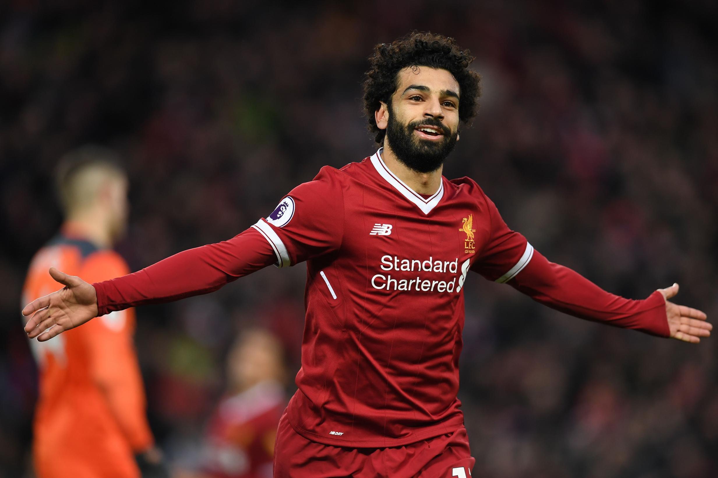 Liverpool vs Chelsea Eden Hazard wants Mohamed Salahs
