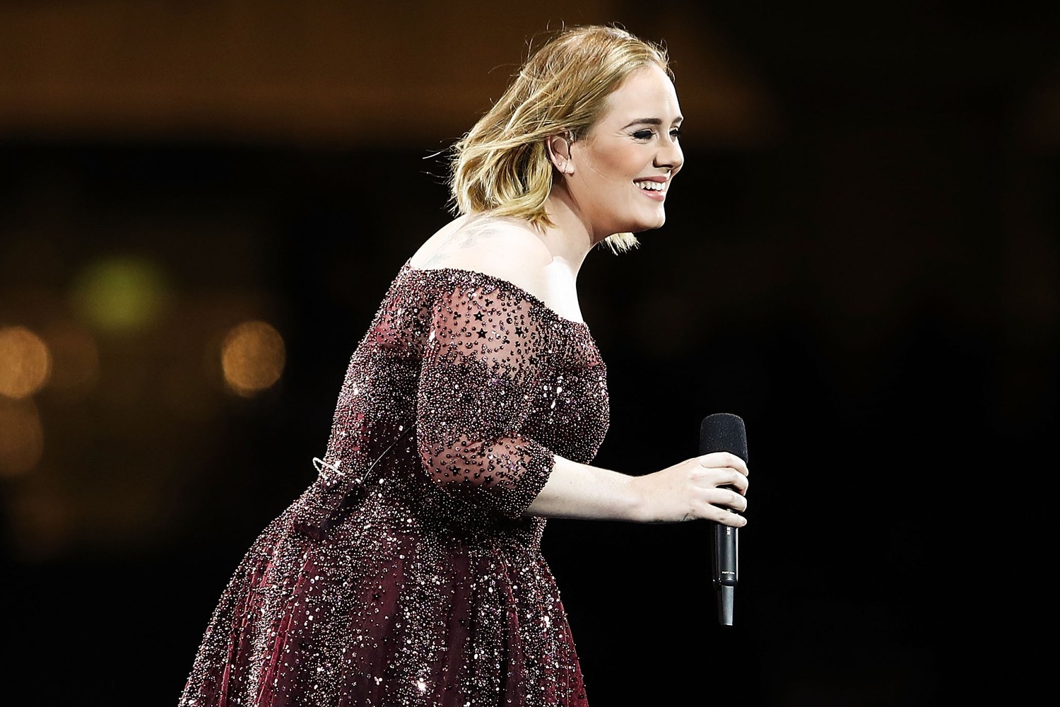 Good Evening Hd Wallpaper Fans Stunned After Finding Out Slowed Down Adele Track