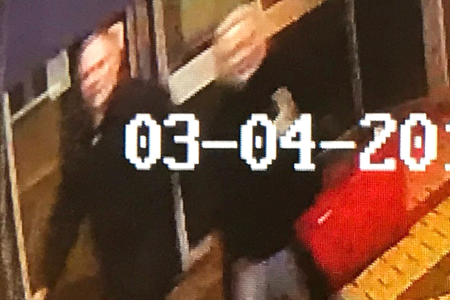 Russian spy Sergei Skripal latest police investigating poisoning seize footage of man and