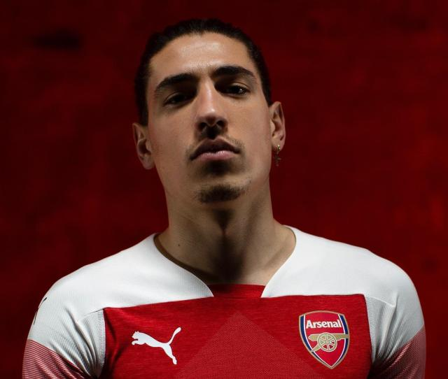 New Arsenal Kit Puma Home Strip Unveiled Ahead Of 2018 19 Season London Evening Standard