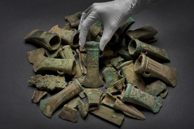 Beginner's luck: The graduate archaeologist who unearthed Havering ...