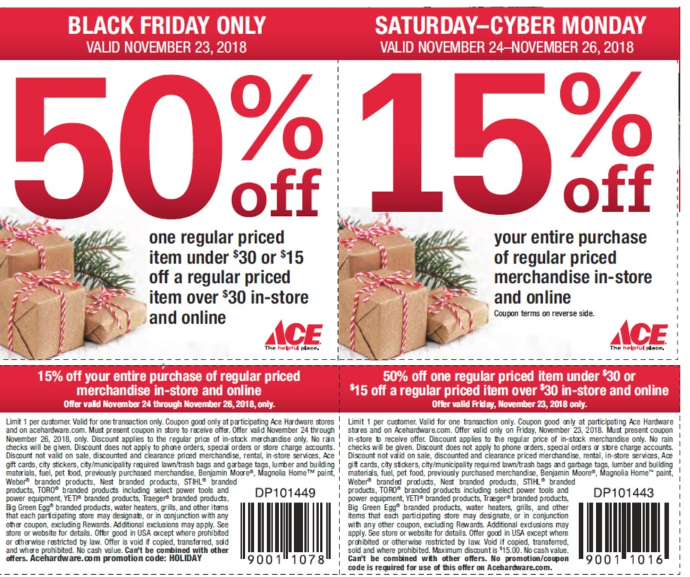 medium resolution of black friday through monday coupons